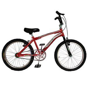 Bicicleta Milan Drive Cross BMX 20 Pulgadas Rojo