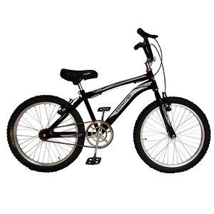 Bicicleta Milan Drive Cross BMX 20 Pulgadas Negro