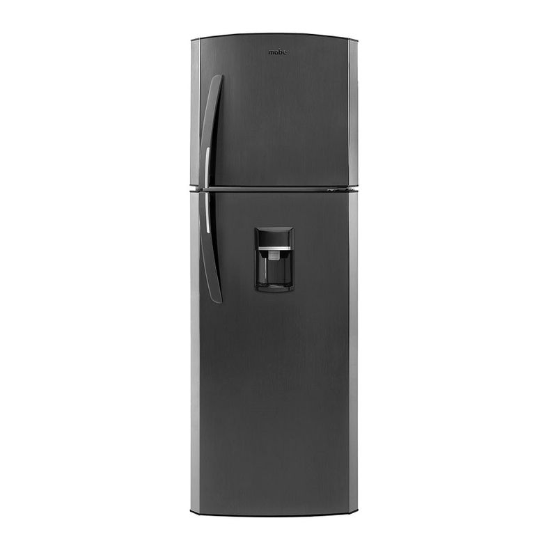 Nevera-No-Frost-MABE---300Litros---Black-Stainless-Stee--RMA300FYCC