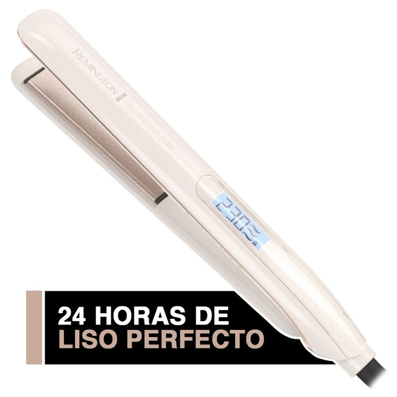 Plancha-Alisadora-REMINGTON-Prothermaluxe---Color-Crema---S9100