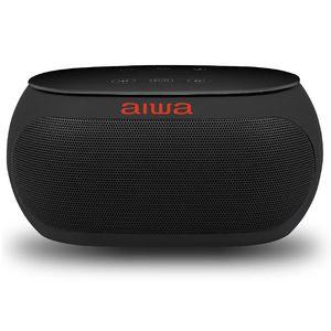 Parlante Aiwa Portátil  10 W RMS   Bluetooth  Negro AW31CB