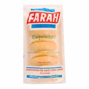 EMPANADA FARAH MAIZ CARNE 400 g