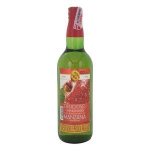 Vino Casa Grajales Delicioso Manzana 750 ML