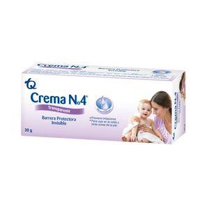 CREMA N4 TRANSPARENTE 30 G