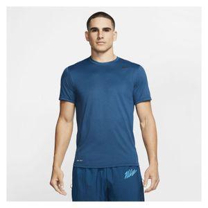 Polo Nike 718833-436 Azul Hombre